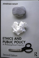 Ethics and public policy: a philosophical inquiry