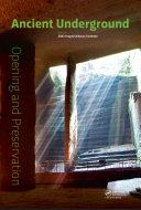 Ancient Underground Opening and Preservation [Pdf/ePub] eBook