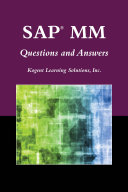 SAP   MM Questions and Answers