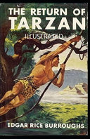 The Return of Tarzan Illustrated