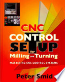 CNC Control Setup for Milling and Turning Book