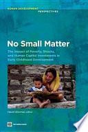 No Small Matter