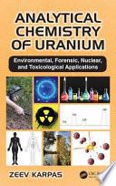 Analytical Chemistry of Uranium