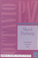 Marcel Duchamp, Appearance Stripped Bare