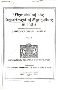 Memoirs of the Department of Agriculture in India