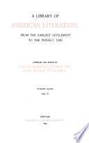 Literature of the republic  pt 2  1821 1834  v 6 8  Literature of the republic  pt 3  1835 1860