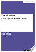 Osseointegration  A Critical Appraisal