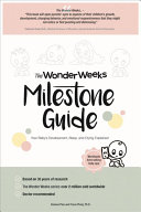 The Wonder Weeks Milestone Guide