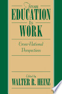 From Education to Work