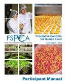 Fspca Preventive Controls for Human Food