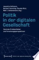 Politik in der digitalen Gesellschaft