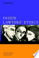 Inside Lawyers Ethics