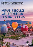 Human Resource Management in Hospitality Cases Book