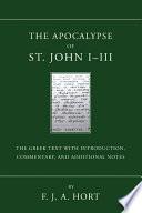 The Apocalypse Of St John I Iii