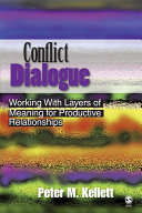 Conflict Dialogue