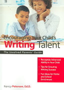 Encouraging Your Child s Writing Talent