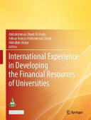 International Experience in Developing the Financial Resources of Universities