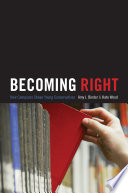 Becoming Right Book