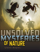 Pdf Unsolved Mysteries of Nature