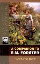 A Companion to E.M. Forster