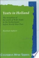 Yeats In Holland