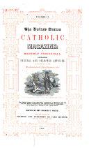 The United States Catholic Magazine