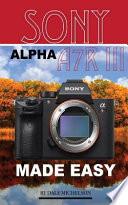 Sony Alpha A7r 3