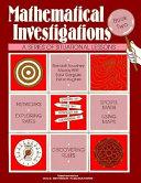 Mathematical Investigations