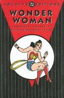 Wonder Woman - Archives
