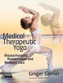 Medical Therapeutic Yoga Book