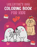 Valentine s Day Coloring Book For Kids