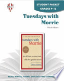 Tuesdays with Morrie Student Packet