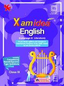 Xamidea English Language and Literature for Class 9   CBSE   Examination 2021 22