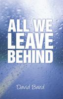 All We Leave Behind ebook