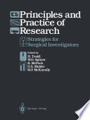 Principles and Practice of Research Book