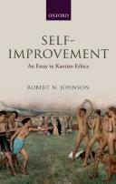 Self-Improvement ebook