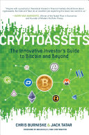 Cryptoassets: The Innovative Investor's Guide to Bitcoin and Beyond Pdf/ePub eBook