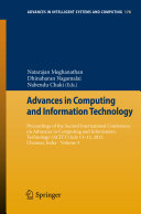 Advances in Computing and Information Technology Pdf/ePub eBook