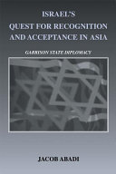 Israel's Quest for Recognition and Acceptance in Asia [Pdf/ePub] eBook