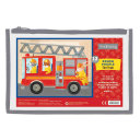 Fire Truck Pouch Puzzle