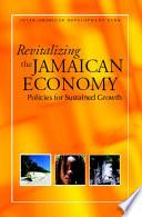 Revitalizing the Jamaican Economy