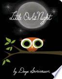 Little Owl s Night Book PDF