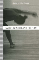 Dance  Gender and Culture