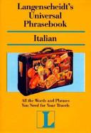 Langenscheidt's Universal Phrasebook Italian