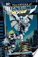 Q2: The Return of Quantum and Woody Deluxe Edition HC