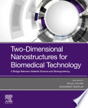 Two Dimensional Nanostructures For Biomedical Technology Book PDF