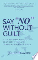 Say No Without Guilt