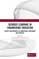 Blended Learning in Engineering Education Pdf/ePub eBook
