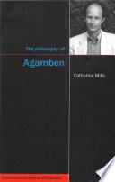 The Philosophy of Agamben