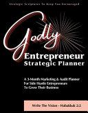 Godly Entrepreneur Strategic Planner